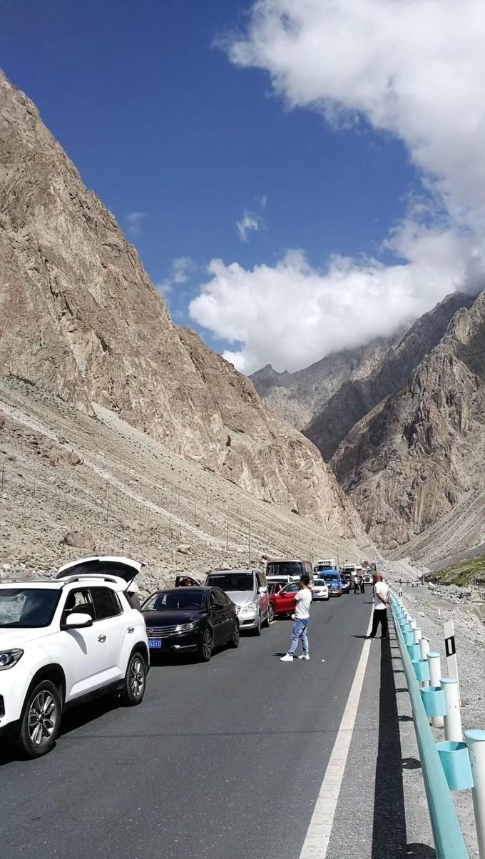 新疆,再次遇见你,行走在天山云端天堂的路上